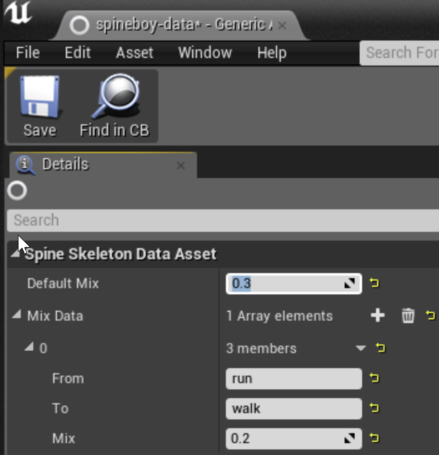 Spine ue4 runtime documentation other components provided by the spine ue4 runtime reference and share this skeleton data asset to animate and display a skeleton as part of an unreal malvernweather Choice Image